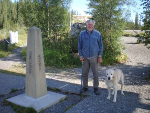 Service_Dog_Charlie_amp_Client_Verne_Trevoy2of4_Beaver-Creek-YT-after-hikes-in-Alaska