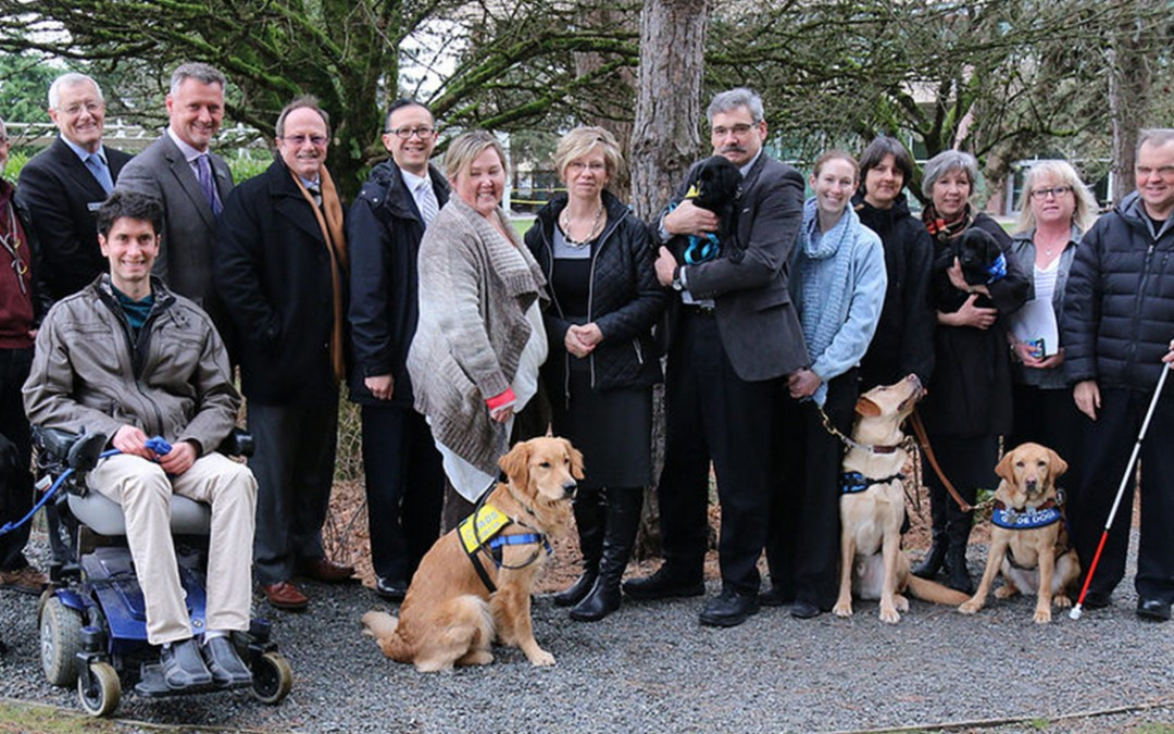 New BC Guide Dog & Service Dog Act takes effect