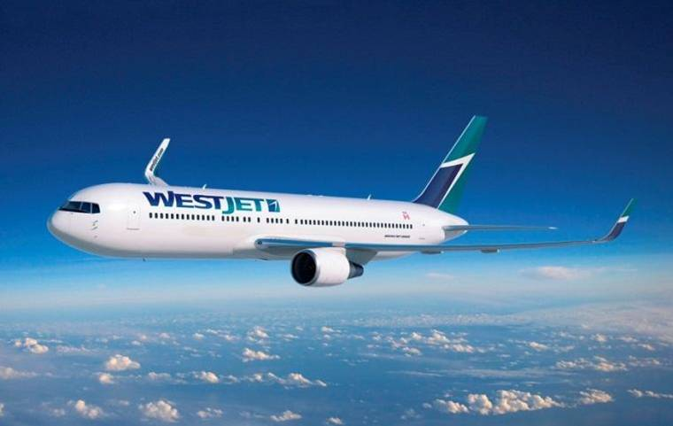 WestJet Gift of Flight Raffle