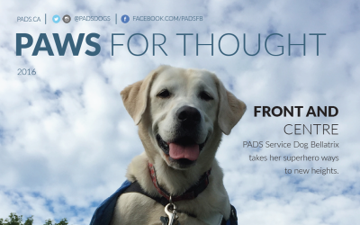 Paws For Thought – Fall 2016