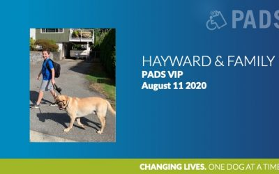 Kristy and Hayward