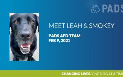 LEAH & SMOKEY