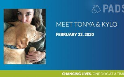 Tonya and Kylo