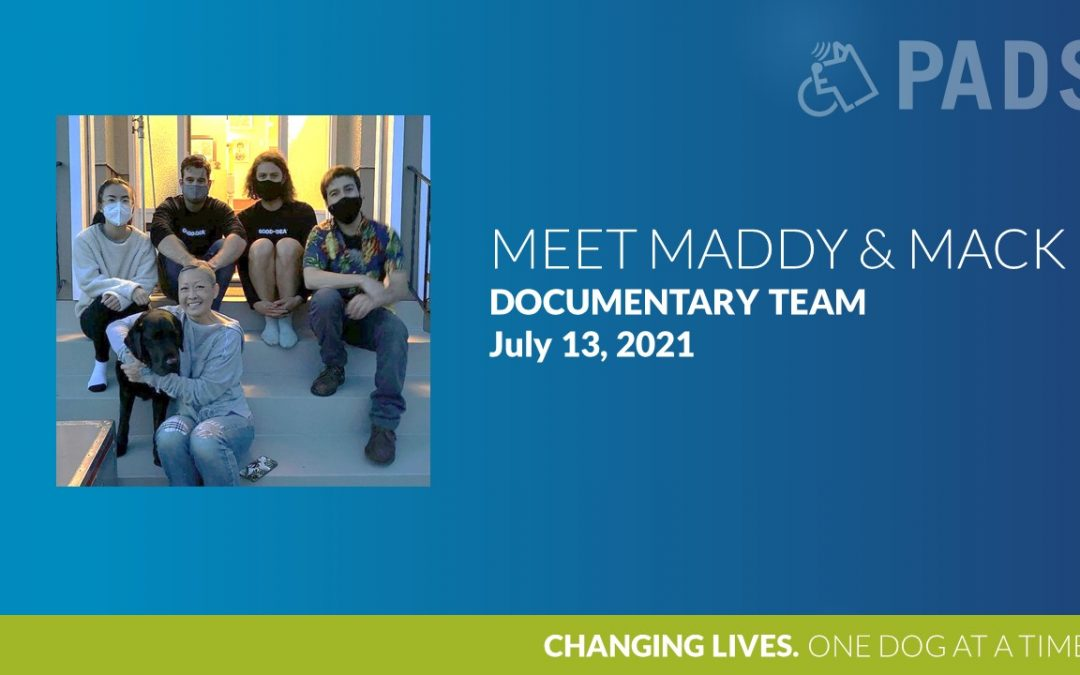 Meet Maddy and Mack